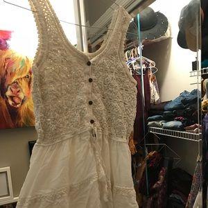 Arnhem crochet dress